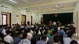 Tòa án nhân dân tỉnh Nghệ An xét xử phúc thẩm vụ án Hoàng Đức Bình