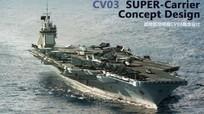 Trung Quốc lộ hình ảnh tàu sân bay hạt nhân