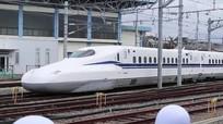 Nhật Bản giới thiệu tàu viên đạn mới vận tốc 300 km/h