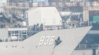 Trung Quốc tuyên bố đạt đột phá với pháo điện từ trên tàu chiến