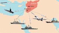 Tác động của đòn không kích Syria tới Triều Tiên