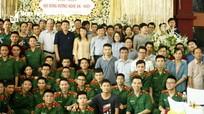Vui hội gặp mặt đồng hương Nghệ An ở Học viện Quân y