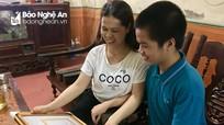 """Thành tích """"khủng"""" của cậu học trò đạt giải Nhất tin học trẻ tỉnh Nghệ An"""