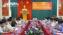 Giải quyết công việc trên nền tảng tình thương yêu con người theo đạo đức Hồ Chí Minh