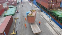 Hàng container qua Cảng Cửa Lò tăng 13%