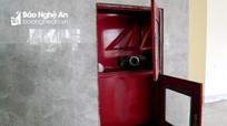 Nhiều tòa nhà chung cư ở TP Vinh xem thường công tác phòng cháy