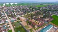 Người dân xã Trung Thành (Yên Thành) đóng góp 75% kinh phí xây dựng nông thôn mới