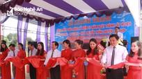 Huyện Quỳ Hợp khánh thành Nhà truyền thống gần 5 tỷ đồng