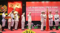 Trại giam số 6 được phong tặng Anh hùng lực lượng vũ trang nhân dân