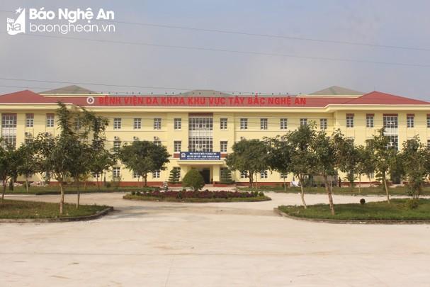 Bệnh viện Đa khoa Khu vực Tây Bắc đầu tư mới, cung cấp các dịch vụ y tế chất lượng