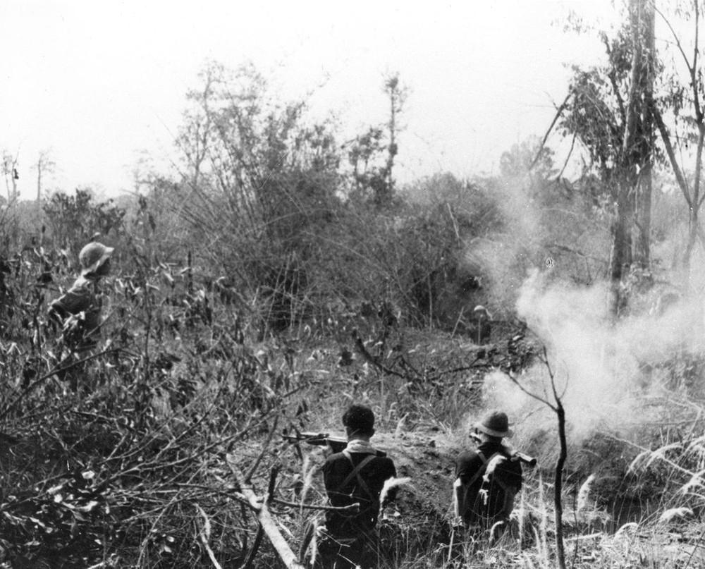 Bộ ảnh đặc biệt năm Mậu Thân 1968 của quân đội Mỹ - Ảnh 28.