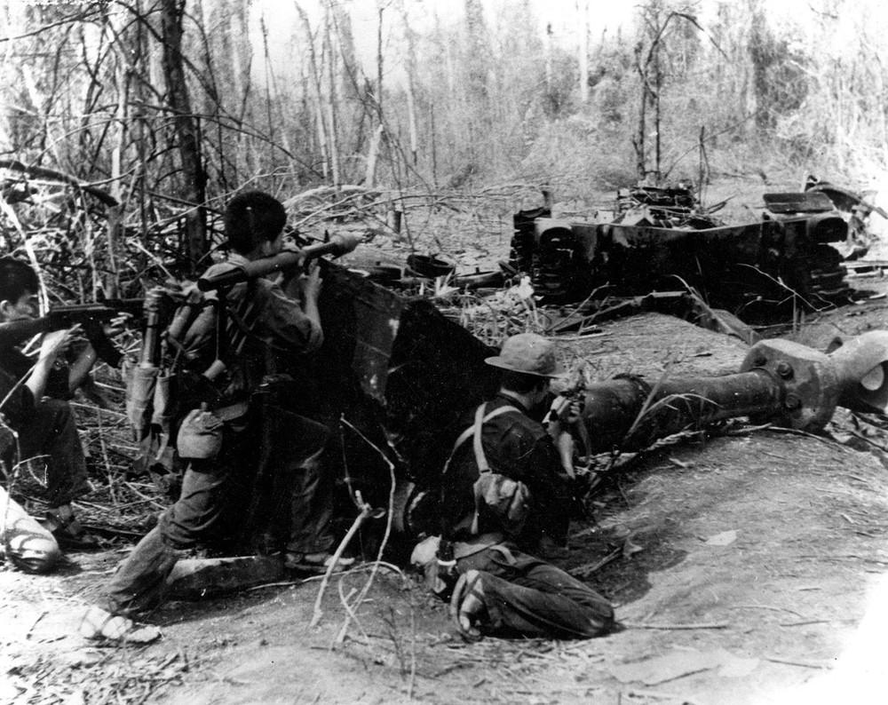 Bộ ảnh đặc biệt năm Mậu Thân 1968 của quân đội Mỹ - Ảnh 35.