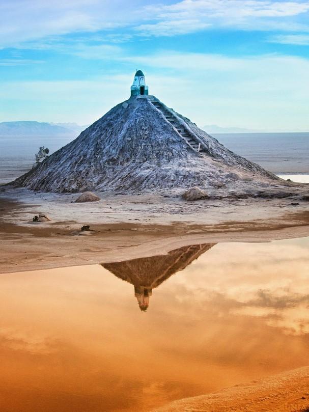 Chiêm ngưỡng vẻ đẹp kì lạ của trái đất qua 25 bức ảnh - ảnh 11