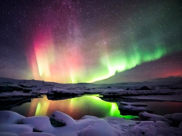 Chiêm ngưỡng vẻ đẹp kì lạ của trái đất qua 25 bức ảnh - ảnh 16