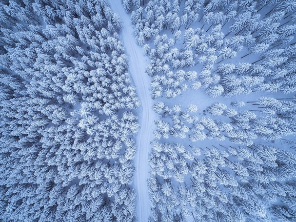 Chiêm ngưỡng vẻ đẹp kì lạ của trái đất qua 25 bức ảnh - ảnh 5