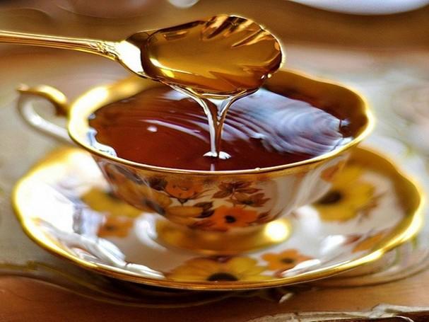 Trị ho cực hiệu quả với mật ong và hành tây - ảnh 2